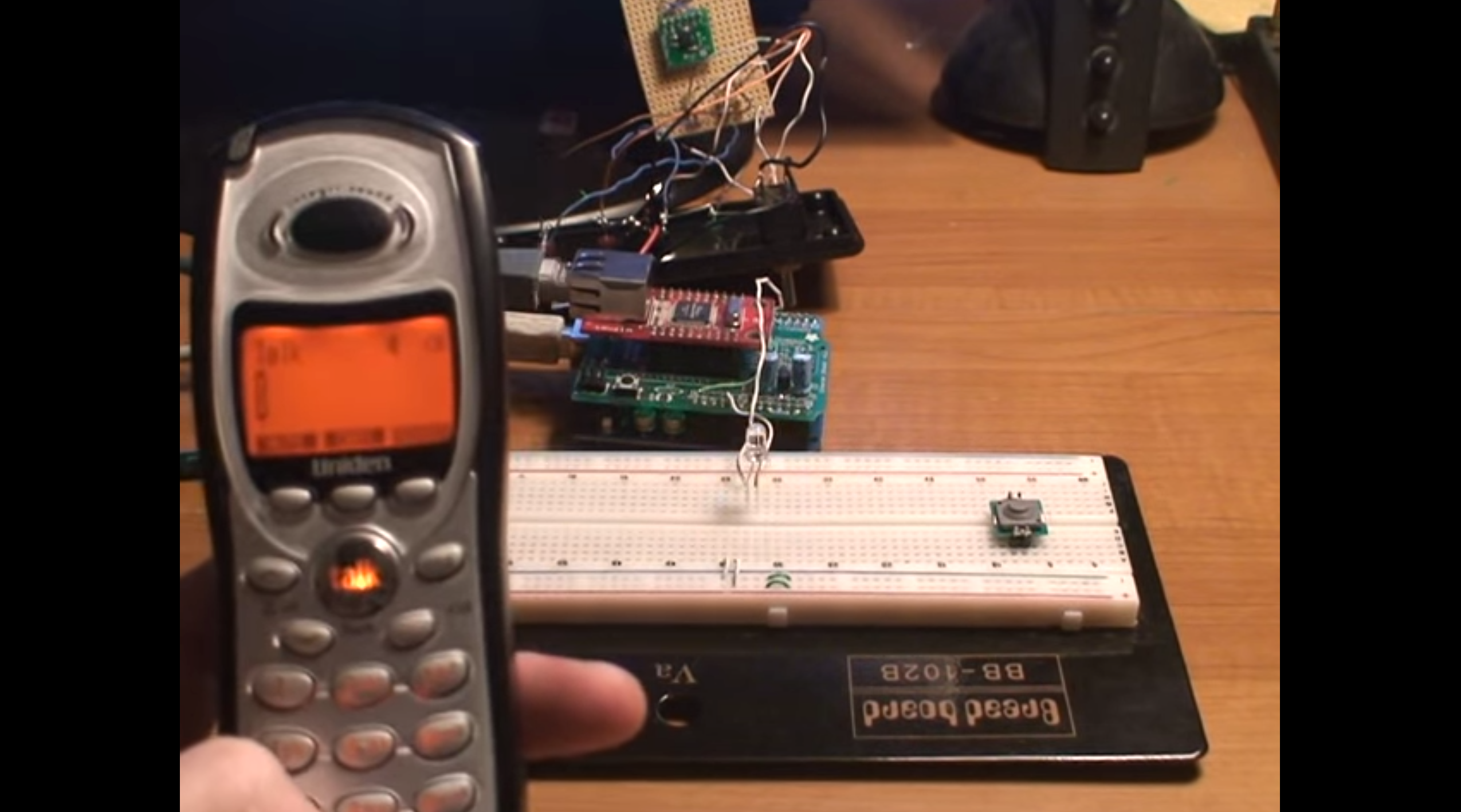 Using Asterisk to Control your Arduino